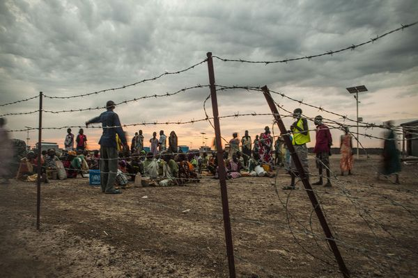 「すでに南スーダンではジェノサイドが行われている」英国際開発大臣