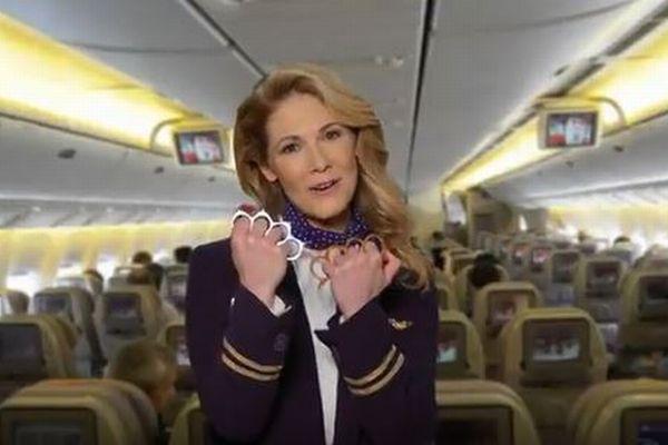 米ユナイテッド航空を揶揄したCM、人気トーク番組で流され話題に