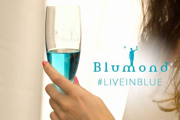 イタリアで発売予定の「青いワイン」、専門家から批判を浴び物議を醸す