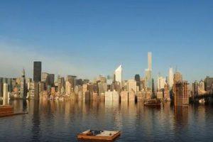 温暖化で街が水に浸る?ニューヨークの「死」を表した動画が公開される