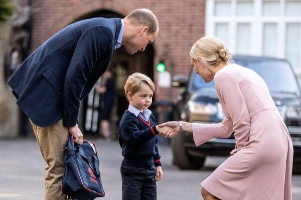 ISISが英のジョージ王子への襲撃を予告、専門家は警戒を呼びかける
