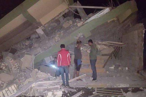 イラクとイラン国境付近でM7.3の地震 死者120人超、負傷者1000人以上か【動画】