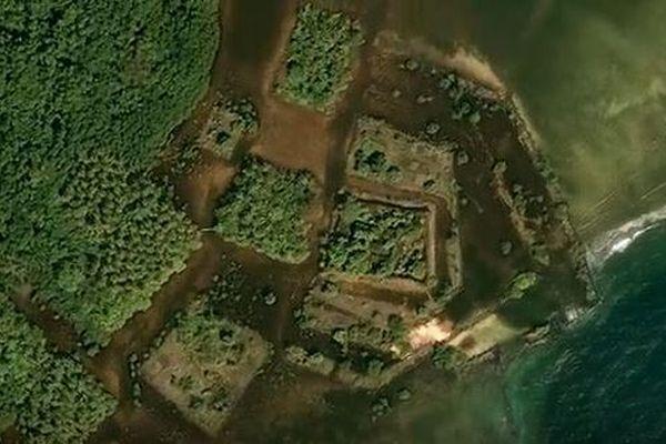太平洋に浮かぶ謎の島「ナンマトル」、紀元後1世紀に造られた可能性が浮上