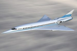 進化している超音速機開発のために…日本航空が米ベンチャー企業に10億円出資