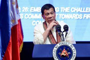 """フィリピンのドゥテルテ大統領が衝撃告白""""16歳の時に人を殺した"""""""