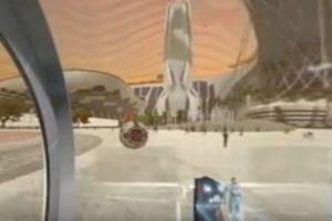 伊で巨大な水上竜巻が出現、海上から接近し港街を襲う動画が恐ろしい