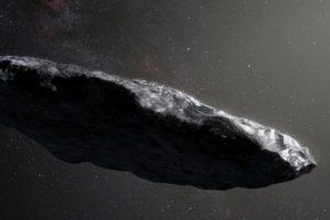 謎の天体「オウムアムア」の正体とは?有機物の外層が氷を閉じ込めていた