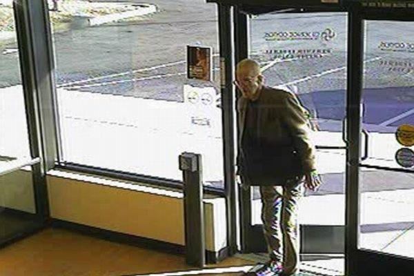 米で起きた銀行強盗事件、捕まった容疑者の男はなんと80歳だった!