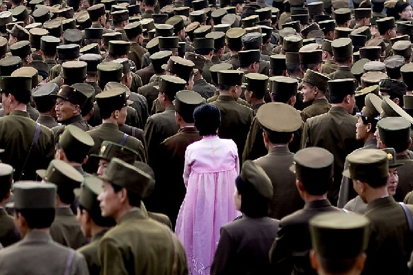 北朝鮮内部の実態が伺える写真の数々が公開され話題に