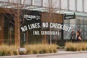 レジがなく、商品を手にするだけのお店「アマゾンGo」が一般向けにオープン