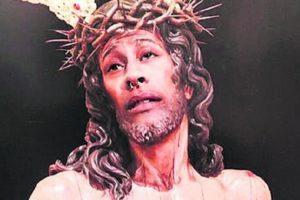 キリスト像に似せて顔を加工したとして、スペイン男性が罰金刑に