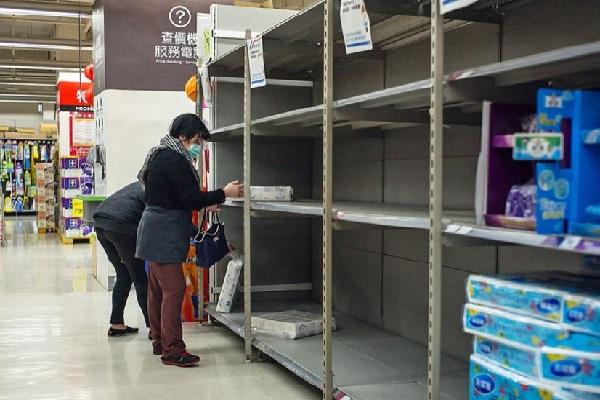 台湾でトイレットペーパーの値段が急高騰、パニックが広がる事態に