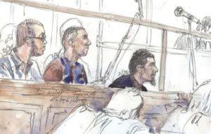 仏の田舎町からイスラム国に戦闘員を派遣したとして、5人の男の裁判を開始