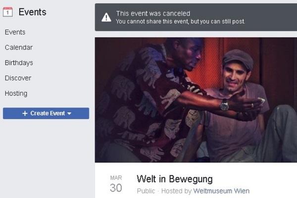 オーストリアで難民をテーマとした舞台が問題視され、中止となる事態に