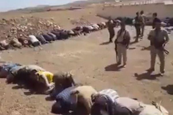 イラクの裁判所がISISに所属していた男女、300人以上に死刑を宣告