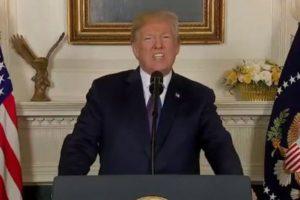 トランプ大統領がシリアへの攻撃を命じる、英仏との共同作戦が進行中