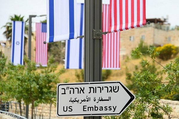 何故!?米が大使館をエルサレムに移転、パレスチナ人に多くの死傷者が続出