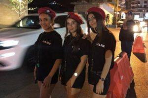 レバノンで女性の「ショートパンツ・ポリス」が登場、両派から批判を浴びる