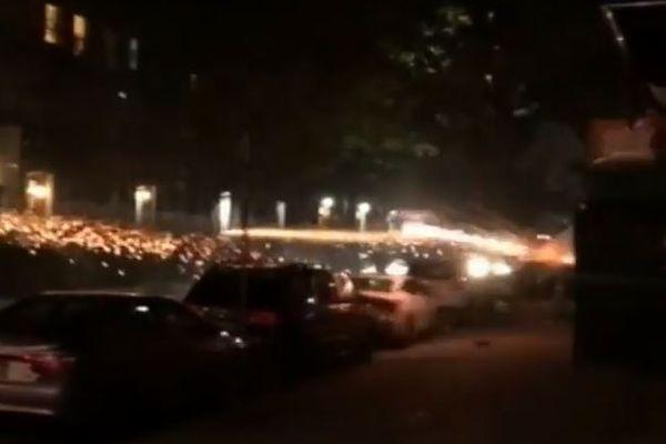 運転が解禁されたサウジアラビアで、女性の車が燃やされる事件が発生