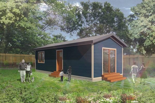 子供のそばで暮らすために…裏庭に建てられる高齢者向け住宅に注目集まる