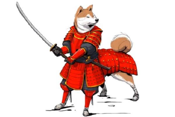 秋田犬も柴犬も!ワンコたちを戦乱の時代の住民にしたイラストが新ビジネスへ発展