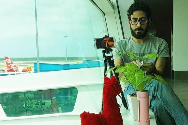 7カ月も空港で過ごしてきたシリア難民、ついにカナダへの移住が許される