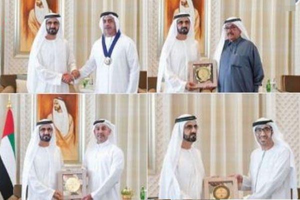 アラブ首長国連邦で男女平等に貢献した人物を表彰、受賞者は全員男性だった!