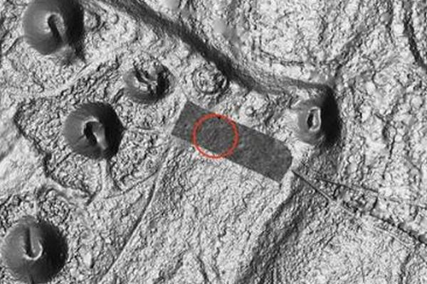 ノルウェーの首都近郊で、地中に埋まったバイキング時代の船が発見される