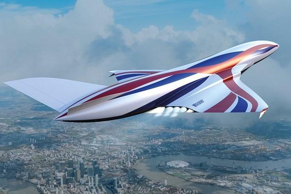 ロンドンーニューヨーク間が一時間以内?超音速旅客機に近づく画期的エンジンを開発