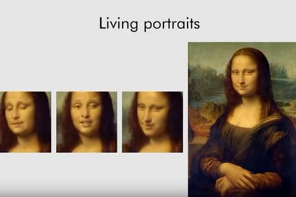 動くモナリザも!サムスンが開発した、一枚の画像に生命を吹き込むAI技術がすごい