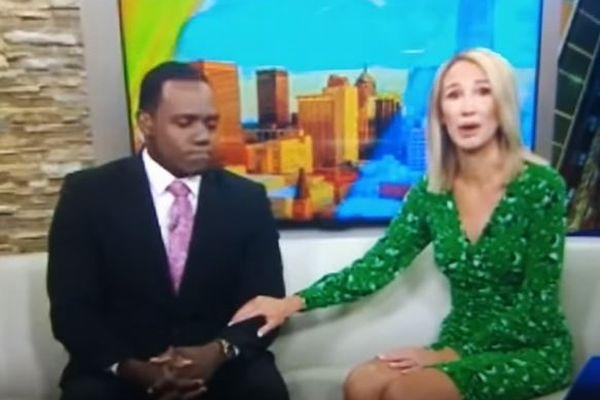 「ゴリラに似ている」黒人の同僚にそう発言した女性キャスターが涙の謝罪