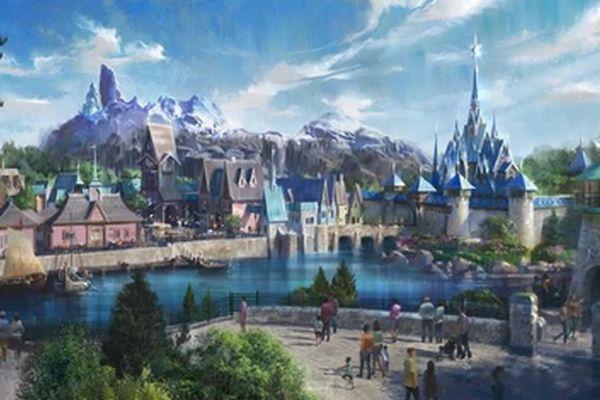 パリでオープン予定の『アナと雪の女王』エリア、その詳細を発表