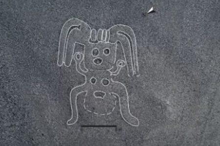 日本の研究者がナスカで143点もの新たな地上絵を発見