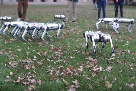 ダンスしたり宙返りしたり…MITが素早く動く新型ロボットを披露