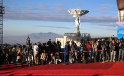 エチオピアが中国の資金援助で、初めて人工衛星を打ち上げる