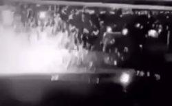 イランの司令官を殺害した瞬間とみられる映像、イラクのTV局が公開