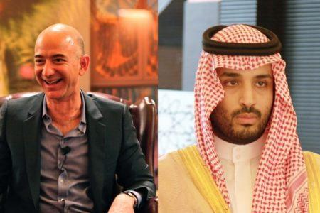 犯人はサウジの皇太子か、Amazon ジェフ・ベゾス氏のスマホがハッキングされていた