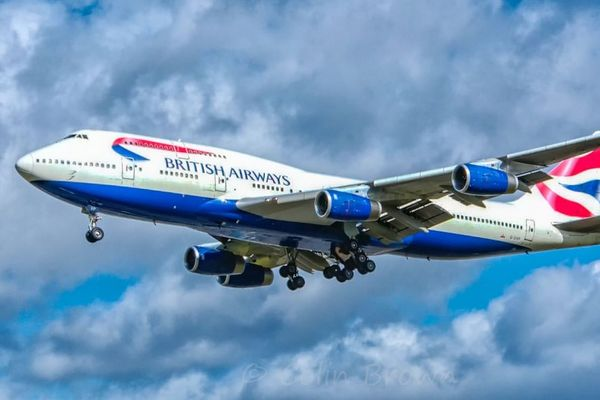 英の旅客機がNY-ロンドン間を2時間も早く飛行、最短記録を塗り替える