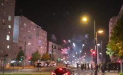 パリ郊外でロックダウンに反対する住民の暴動発生、背景にはマイノリティへの差別か
