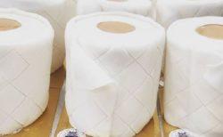 トイレットペーパーがケーキに!ドイツのパン屋の斬新すぎるアイデアが話題に