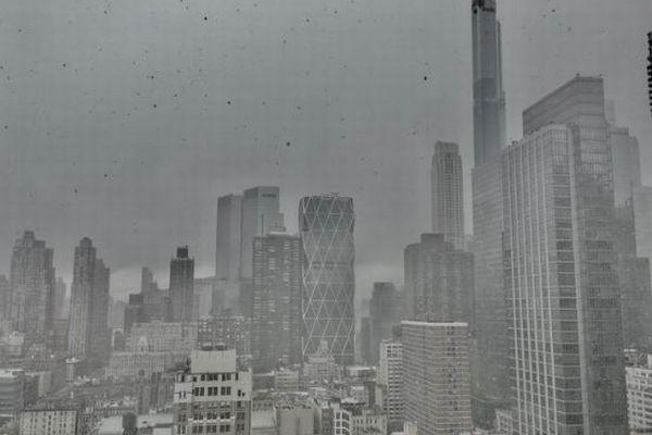 5月なのにニューヨークで雪を観測、驚いた多くの人がネットにも投稿