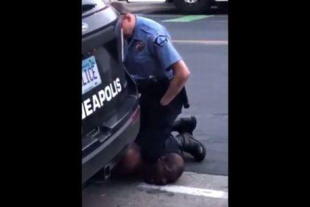 黒人男性を窒息死させた警察に抗議し大規模デモ、略奪や放火にまで発展