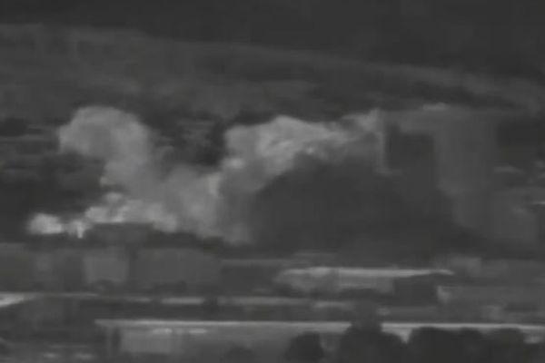 北朝鮮が南北共同連絡事務所を破壊、大規模な爆破の瞬間映像