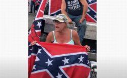 「お前たち全員を憎むよう孫たちに教える!」白人女性が黒人たちに暴言