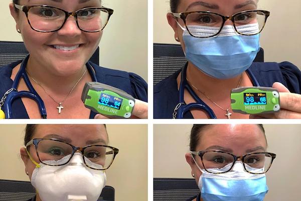 マスクで息苦しい?医師が血中の酸素量を計ってみると……