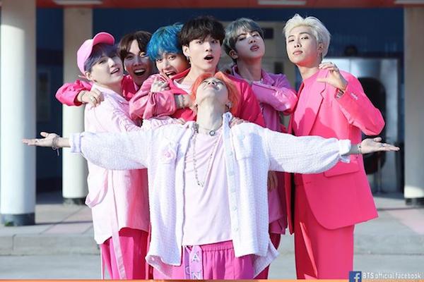 人気K-POPグループ「BTS」のダンスとインドの曲を合わせた編集動画が笑いを拡散