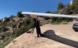 米男性がハングライダーで快挙、350km以上を飛行し世界記録を更新