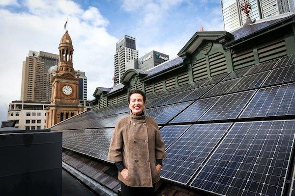 オーストラリア・シドニーの電力が、100%再生可能エネルギーとなる