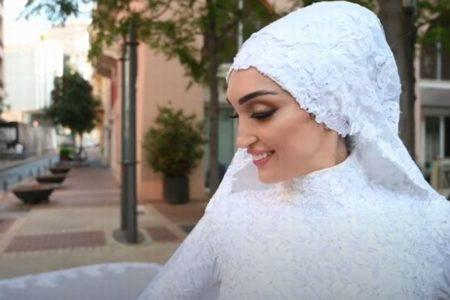 ベイルートでの大規模爆発事故、結婚式や放送局の様子を捉えた映像がショッキング