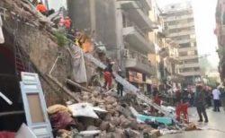 ベイルートの爆発事故から1カ月、瓦礫の下から鼓動を検知、生存者か?